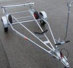 Bootsanhänger 300 S mit Slipwagen Laser® Harbeck