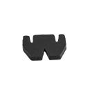 Schwertgummiplatte MK 1 für ILCA / Laser®