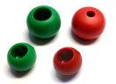 Griffkugeln Rot 6 mm