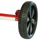 Slipwagen Opti  mit 37cm Rädern Optiparts