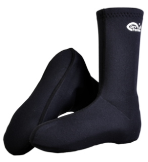 Socken Neopren 2 mm Dry Fashion