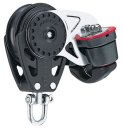 H2645 Harken Carbo Block mit Carbo-Cam 40mm