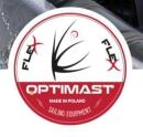 Optimast Rigg ROT FLEX Ultimate Racing Set >30kg