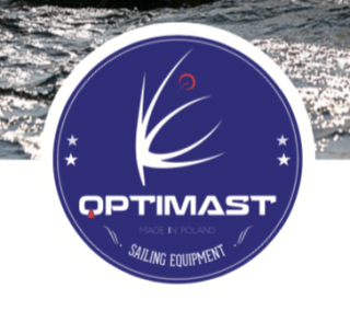 Optimast Rigg BLAU  Ultimate Racing Set