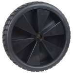 Ersatzrad Vollgummi 37cm Durastar-Lite für Slipwagen Optiparts