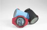 Uhr Segeluhr  ClearStart™ ,50mm, schwarz grau, Ronstan