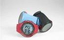 Ronstan ClearStart™ Segeluhr, 50mm, rot grau
