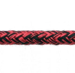 Coppa 500 8 mm schwarz/rot