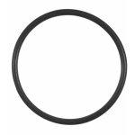 Gummidichtung für Inspektionsdeckel grau, Einbauloch Ø: 157 mm