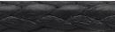Ocean All Black, 2,5 mm, schwarz