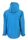"""Dry Fashion Herren Softshell-Jacke """"Fehmarn"""" blau"""