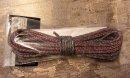 Spi-Schot verjüngt 420 rot-schwarz/silber
