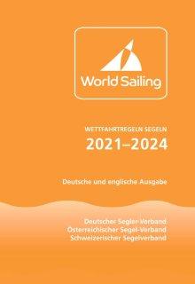 "Buch ""Wettfahrtregeln Segeln 2021 - 2024"""
