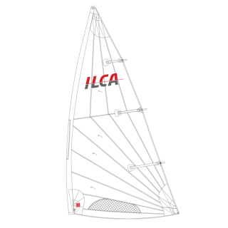 Segel ILCA 7 (Standard MKII)