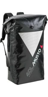 MW Dry Back Pack 40 L Black, Musto