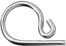 Ruder Halter - Clip R Pin, Edelstahl, Ronstan