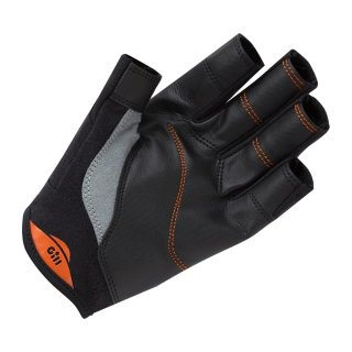 Handschuh Championship Glove Kurze Finger Black Gill
