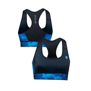 Bikini-Top Nylon/Spandex Womens Sports Bra Rooster