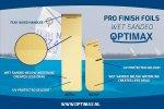 Ruder/Schwert Set Opti Optimax incl. Beschläge Optiparts