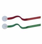 Windbändsel Air-Flow von Davis (6 x rot, 6 x grün)