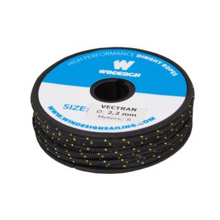 Minispule 2,2 mm Vectran, 8m
